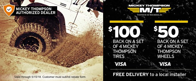 Mickey Thompson - Be a part of the legend!