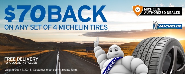 Michelin - A better way forward