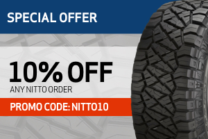 Nitto: 10% off any order