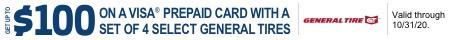 General Mail-in Rebate