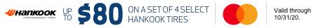 Hankook Mail In Rebate