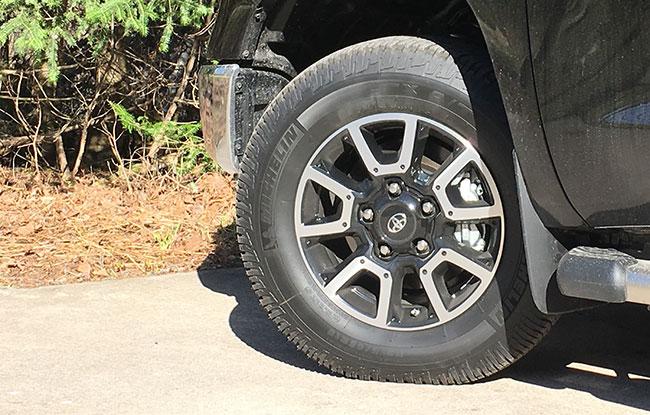 Michelin LTX A/T2 tire