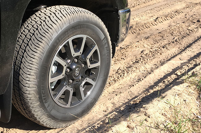 Insider Look At The Michelin Ltx A T2 Tire Tirebuyer Com