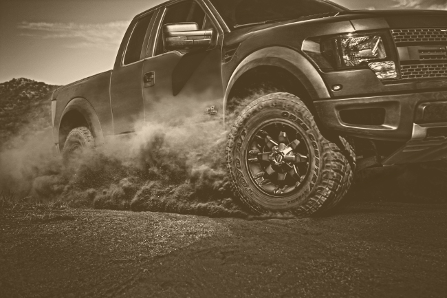 Everything to Know About All Terrain Truck Tires