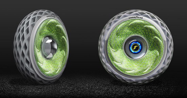 Goodyear Oxygene Concept