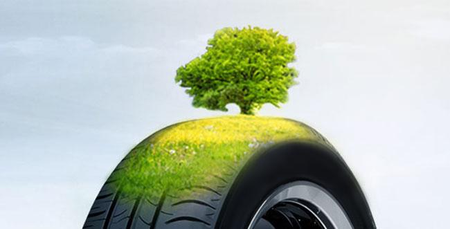 Environmentally-Friendly Tire Technology