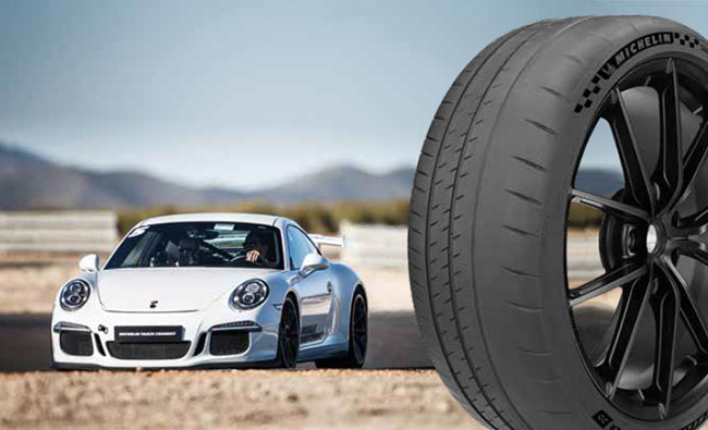 Michelin Pilot Sport Cup 2 R tire review