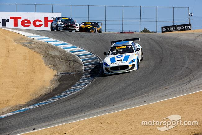 WeatherTech Raceway Laguna Seca has a 180-foot elevation change