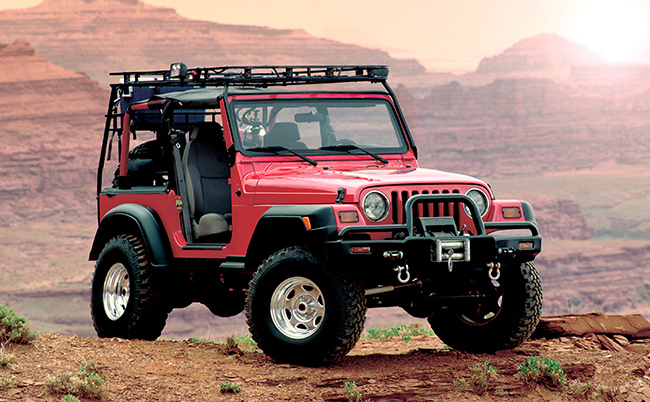 Pick the Right Entry Guards and Grab Handles for Your Jeep