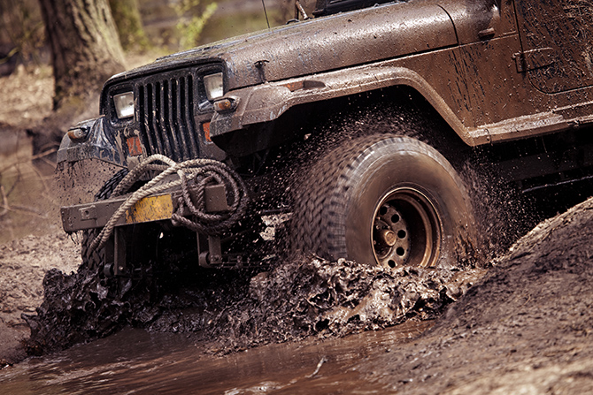 Jeeps: The basics of transmissions, transfer cases and gear positions