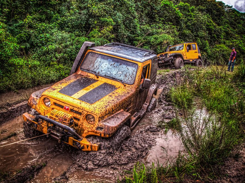 All-Terrain Tires vs Mud-Terrain Tires