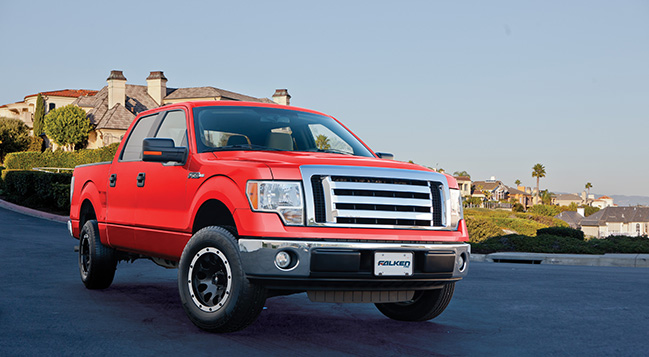 Picking the right tires and wheels for your truck