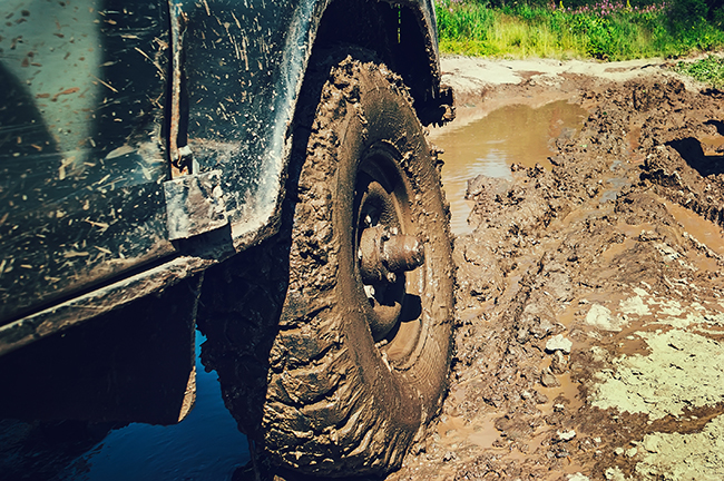 Take your Jeep off-road: Rock Crawling and Mudding