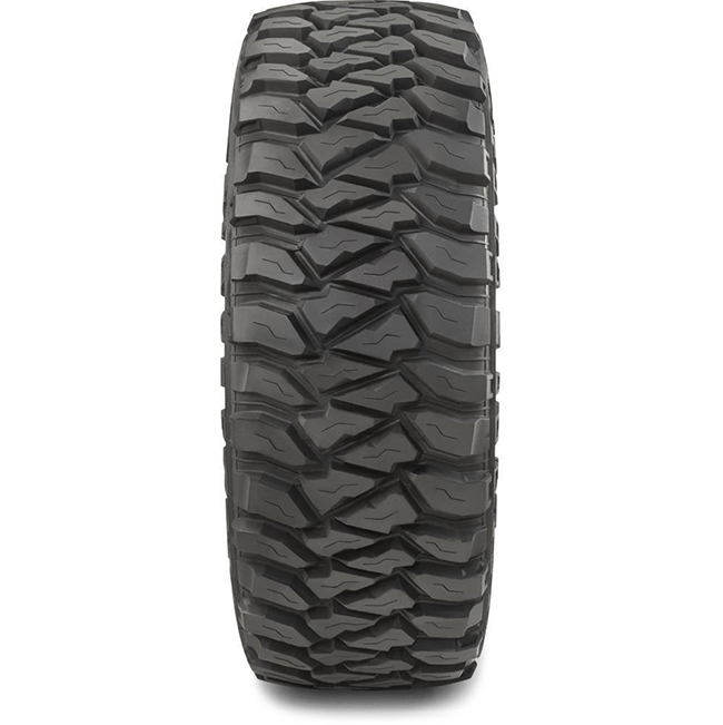 An off-road tire