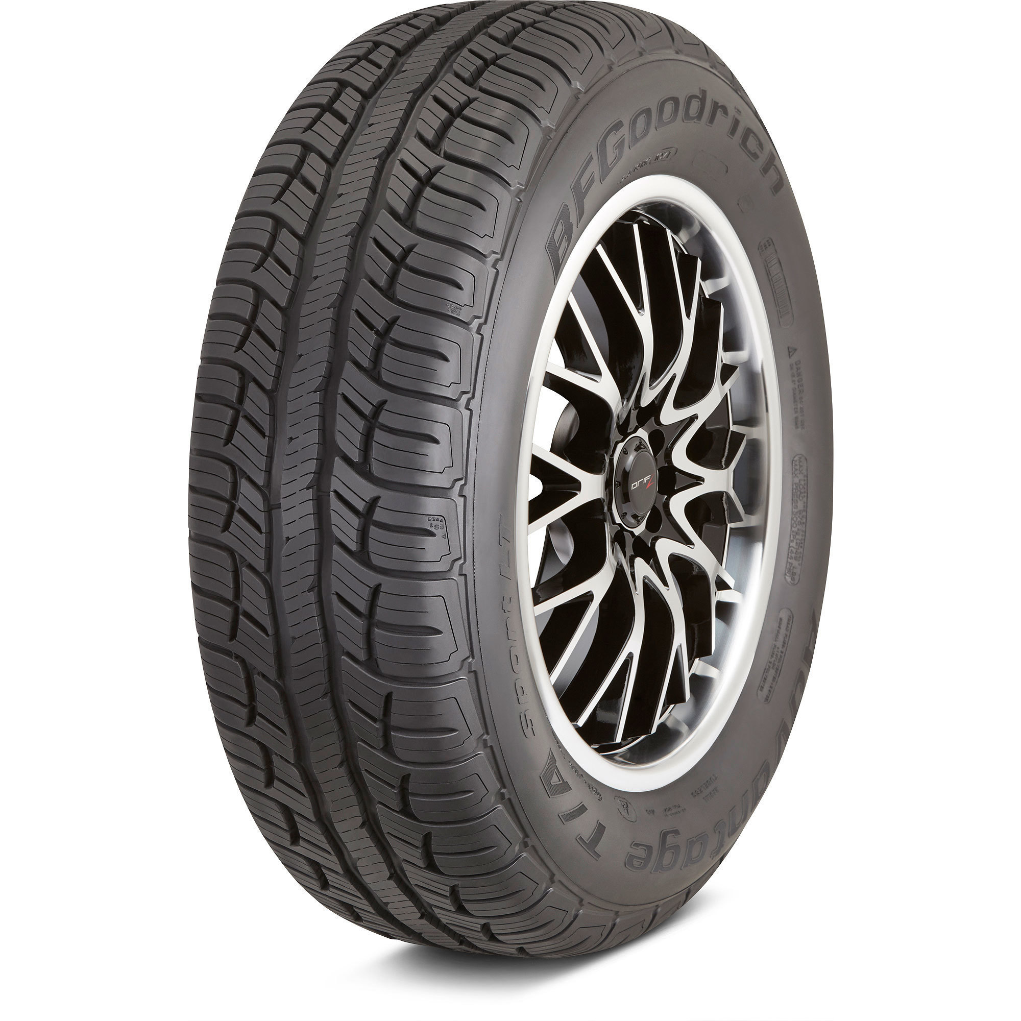 All Weather Tires >> Bf Goodrich Advantage Sport Lt Tirebuyer