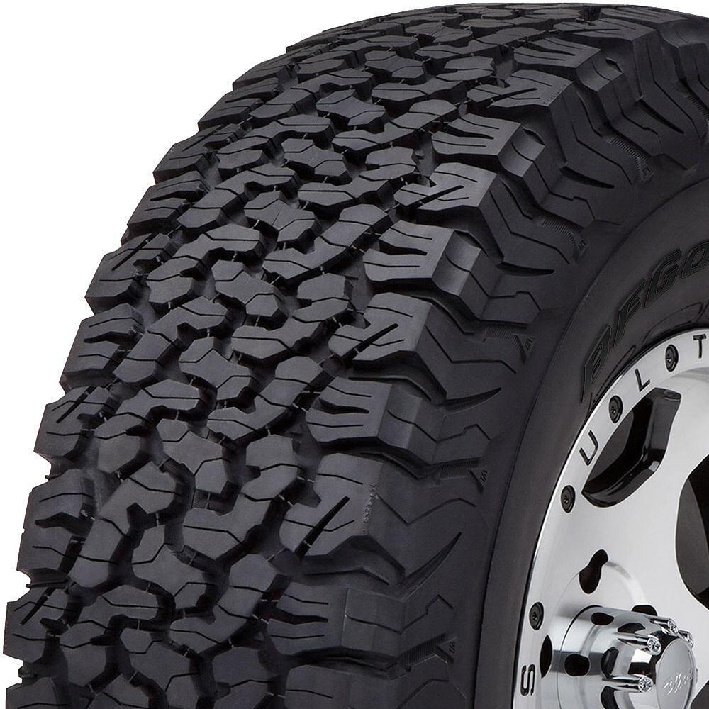 BF Goodrich All-Terrain T/A KO2 tread and side
