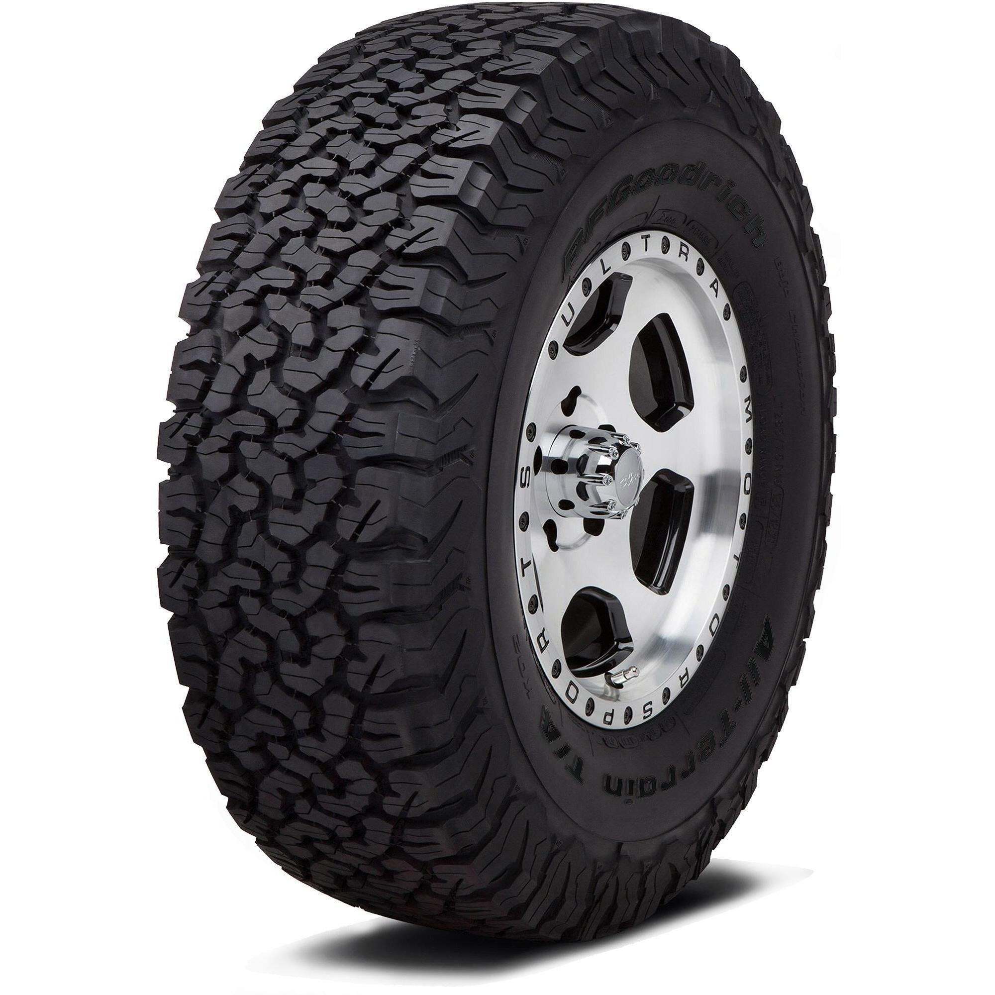 Bf Goodrich K02 >> Bf Goodrich All Terrain T A Ko2 Tirebuyer