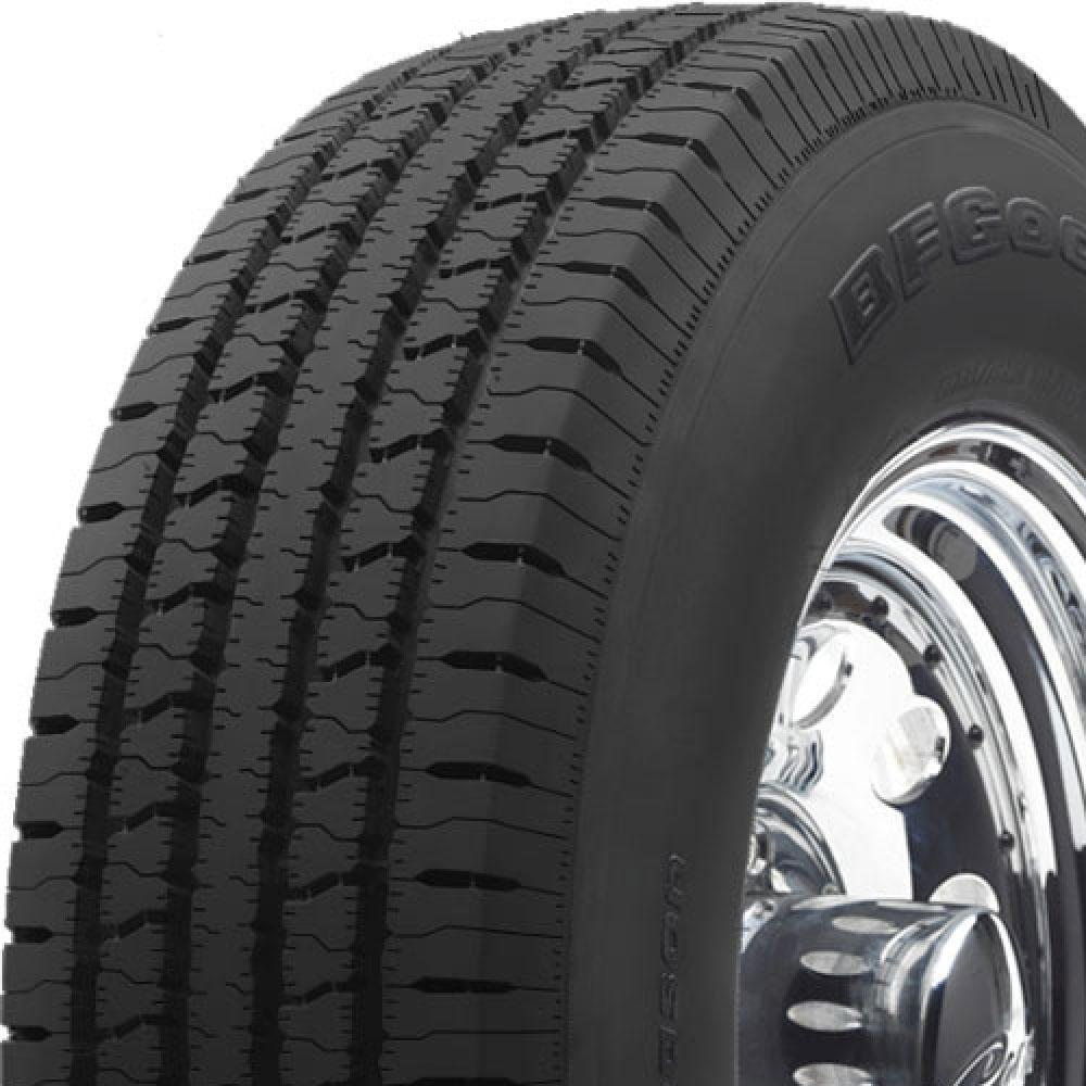 BF Goodrich Commercial T/A All-Season tread and side