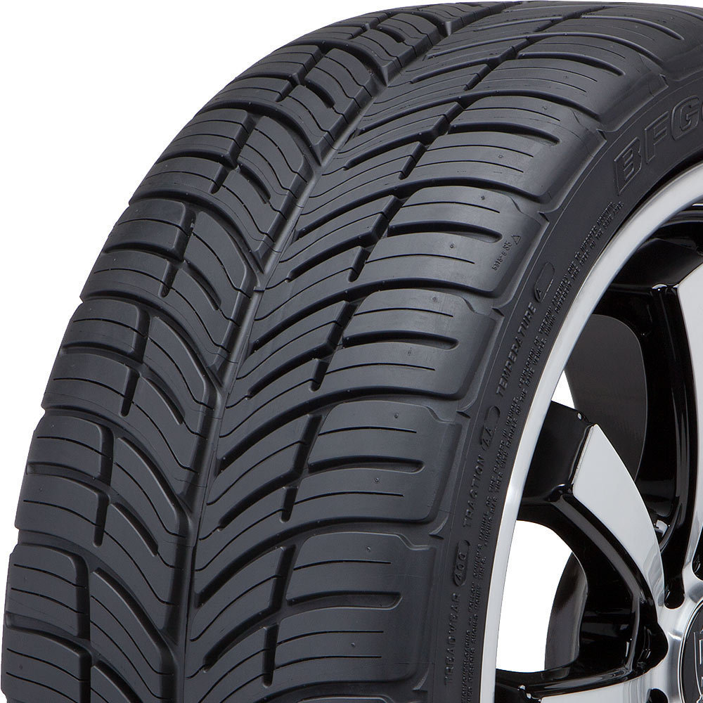 BF Goodrich g-Force COMP 2 A/S tread and side