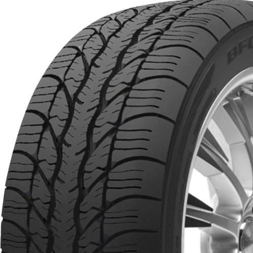 BF Goodrich g-Force Super Sport A/S tread and side