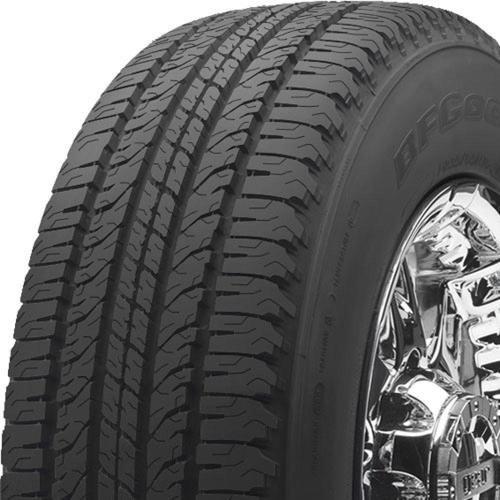 BF Goodrich Long Trail T/A Tour tread and side