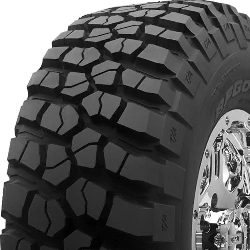 BF Goodrich Mud Terrain T/A KM2 tread and side