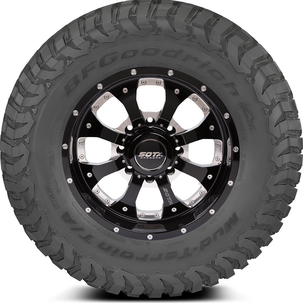 Bf Goodrich Mud Terrain Tires >> Bf Goodrich Mud Terrain T A Km3 Lt285 70r17 10 Tirebuyer