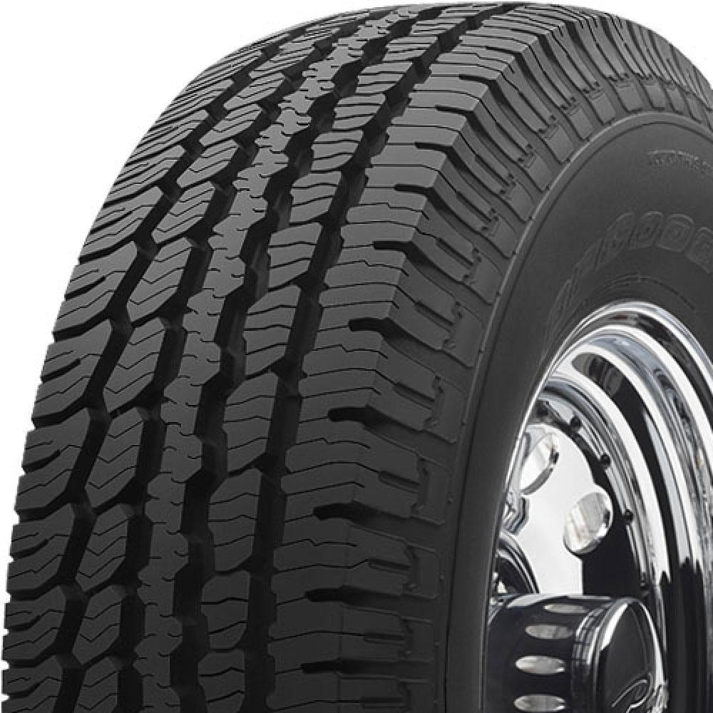 BF Goodrich Radial Long Trail T/A tread and side