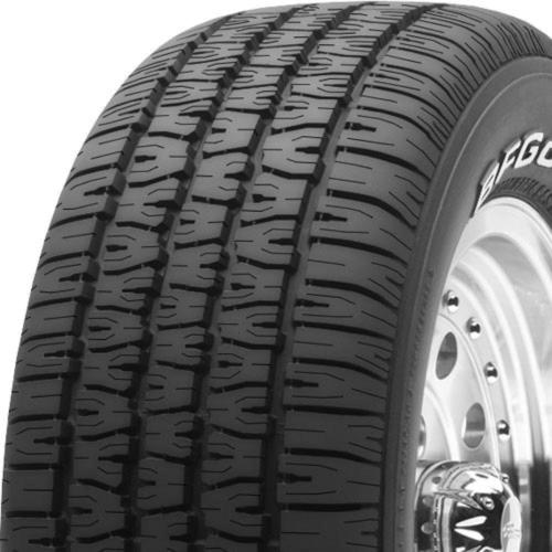 BF Goodrich Radial T/A tread and side