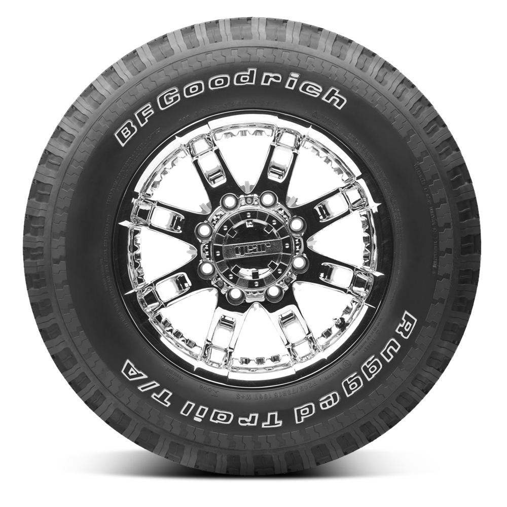 Bf Goodrich Rugged Trail T A Tirebuyer