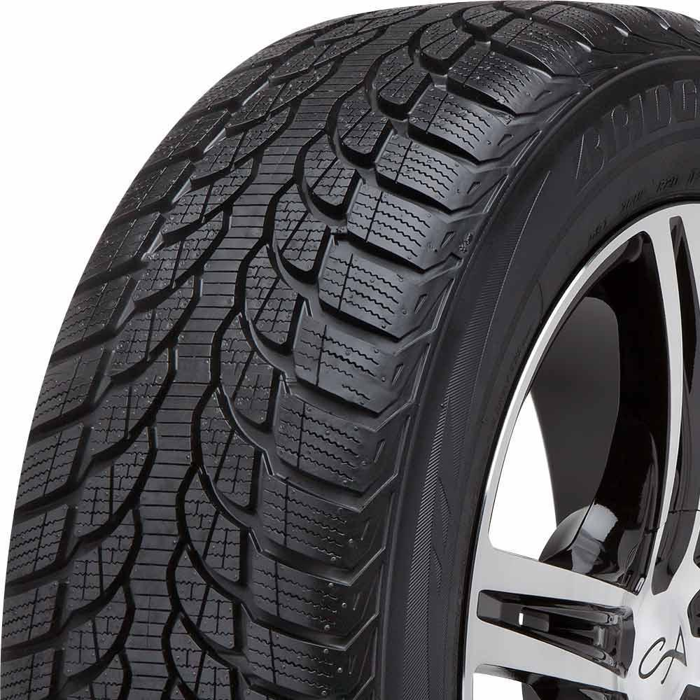 Bridgestone Blizzak LM-32 RFT tread and side