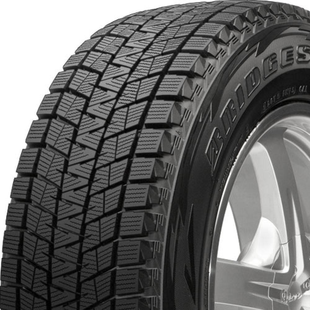 Bridgestone Blizzak DM-V1 tread and side