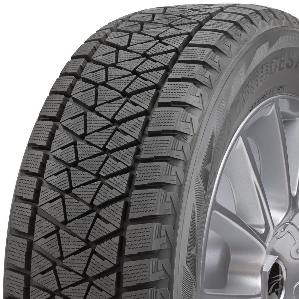Bridgestone Blizzak DM-V2 tread and side
