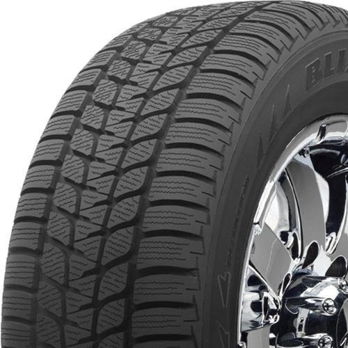 Bridgestone Blizzak LM-25 4X4 RFT tread and side