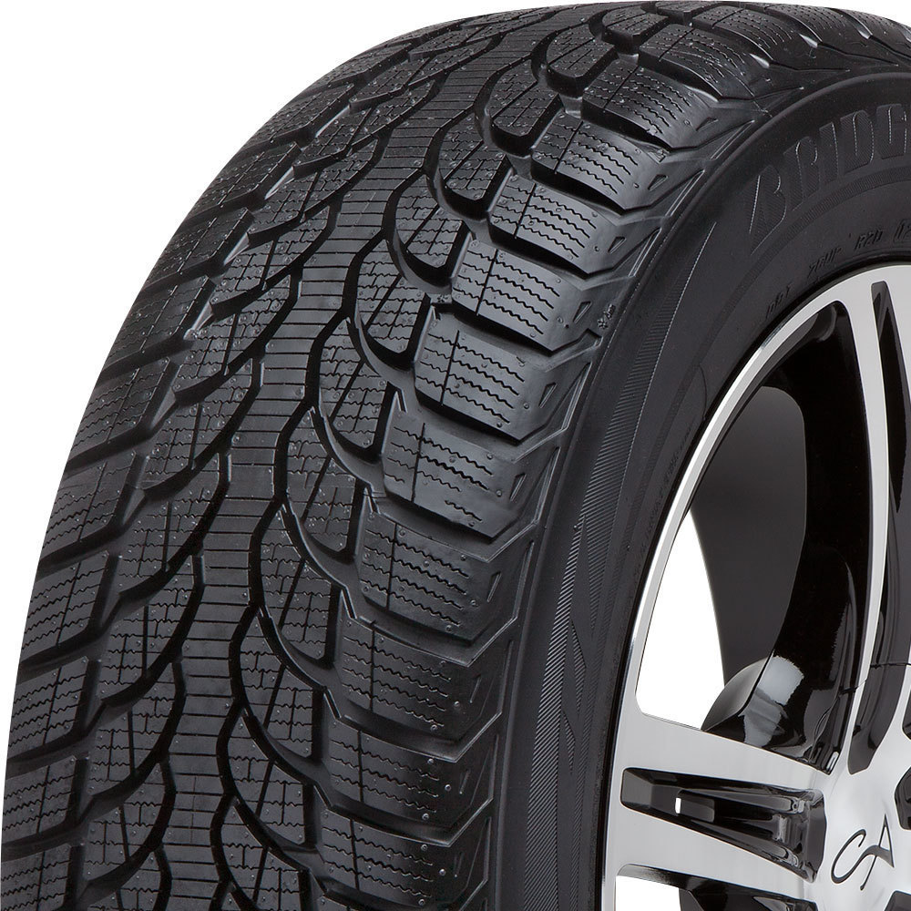 Bridgestone Blizzak LM-32 EX tread and side