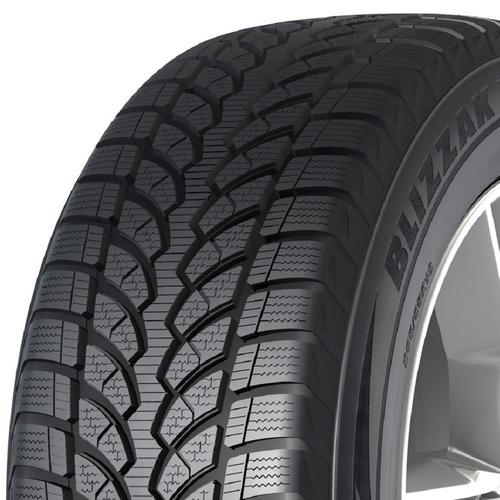 Bridgestone Blizzak LM-80 tread and side