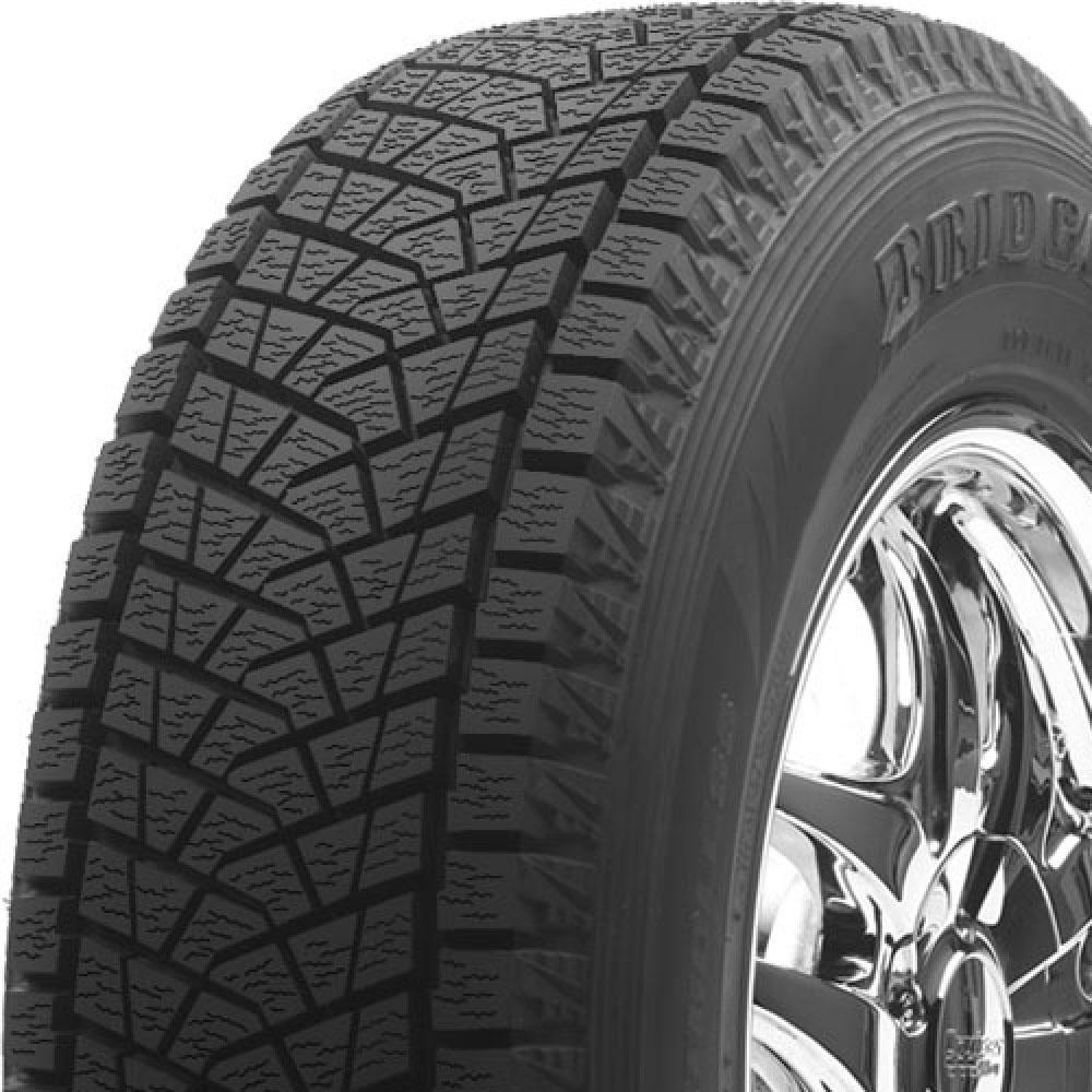 Bridgestone Blizzak MZ-03 RFT tread and side