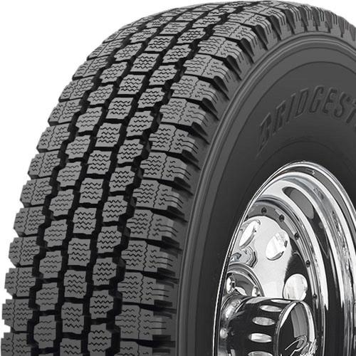 Bridgestone Blizzak W965 tread and side