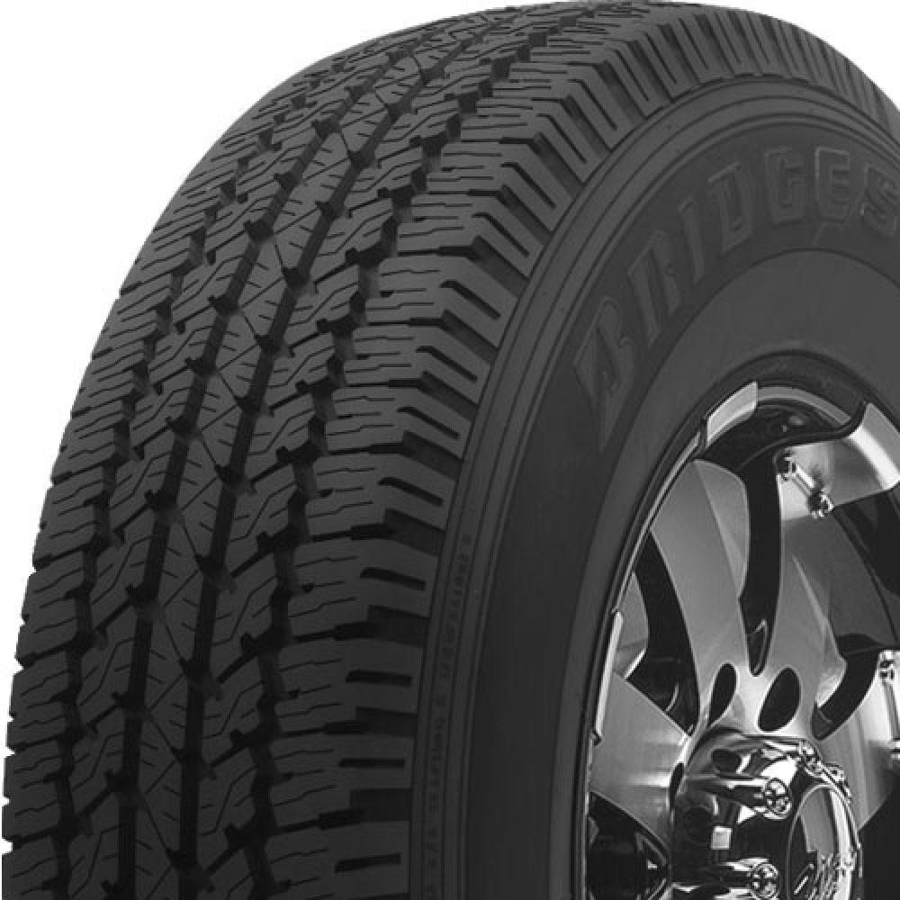 Bridgestone Dueler A/T (D693 II) tread and side