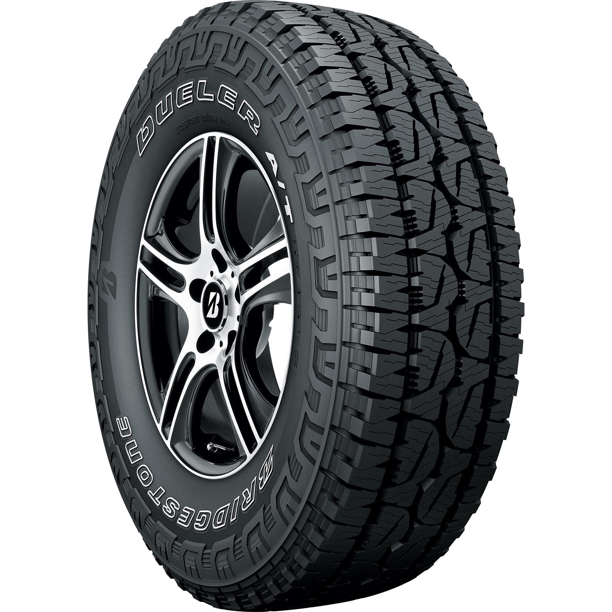 Bridgestone Tire Deals >> Bridgestone Dueler A/T REVO 3 | TireBuyer