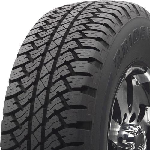 Bridgestone Dueler A/T RH-S tread and side