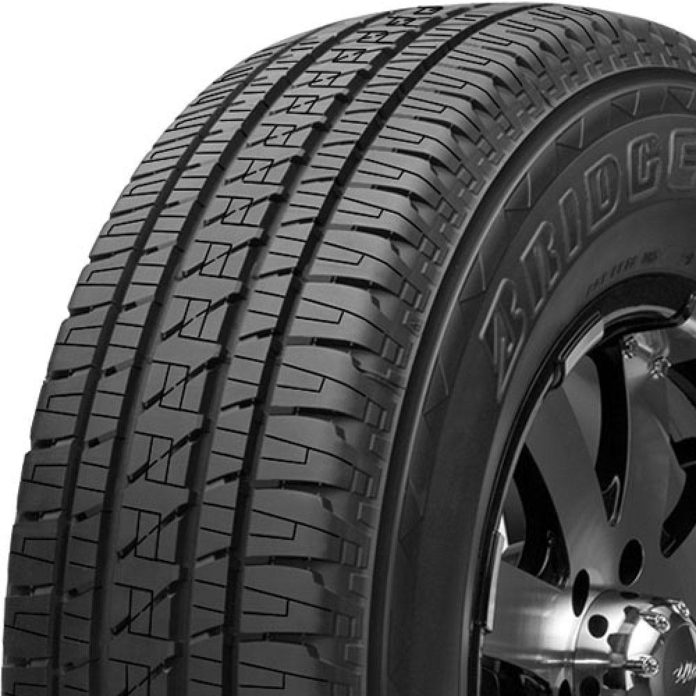 Bridgestone Dueler H/L Alenza tread and side