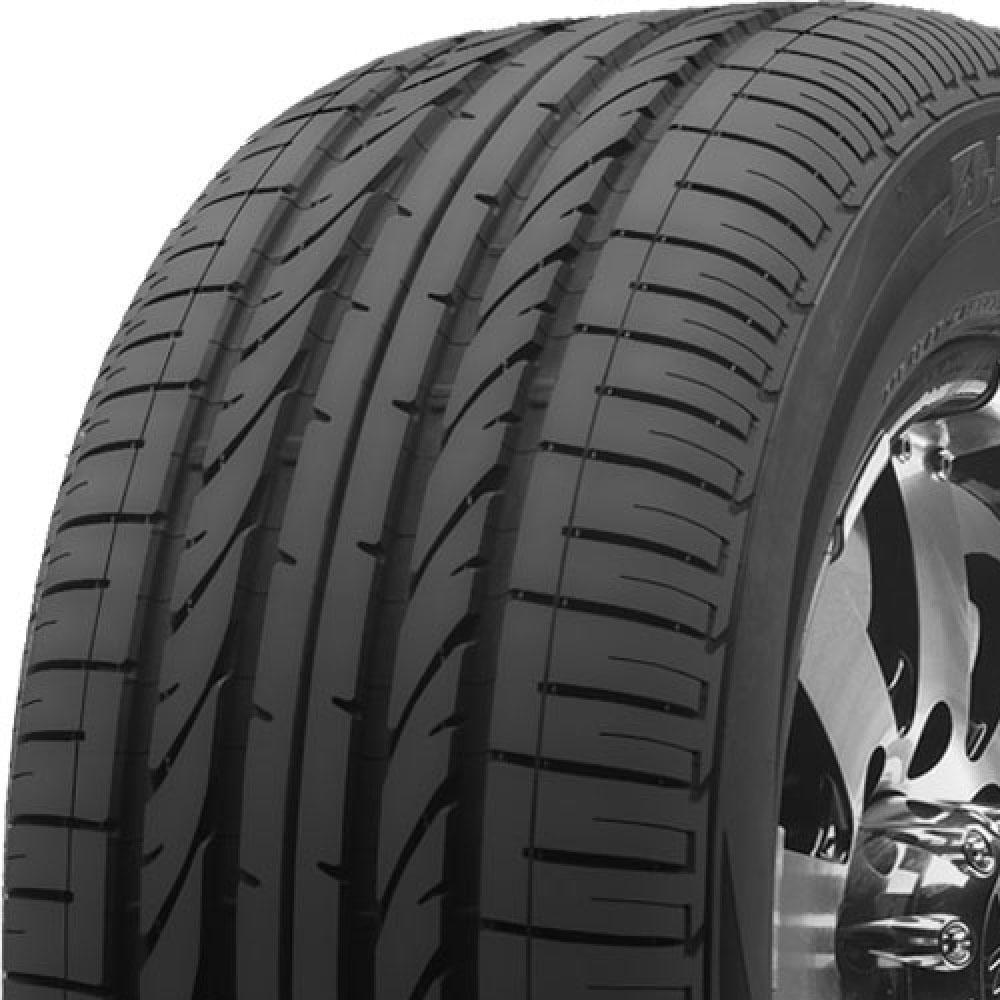 Bridgestone Dueler H/P Sport tread and side