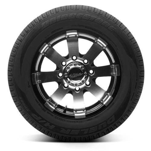 Bridgestone Dueler H/P Sport RFT tread and side