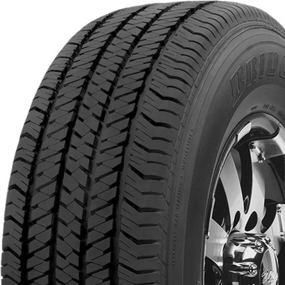Bridgestone Dueler H/T (D684 II) tread and side