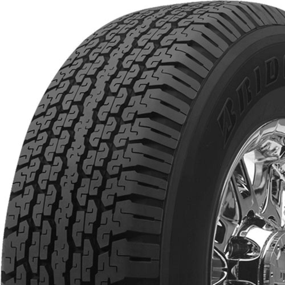 Bridgestone Dueler H/T (D689) tread and side
