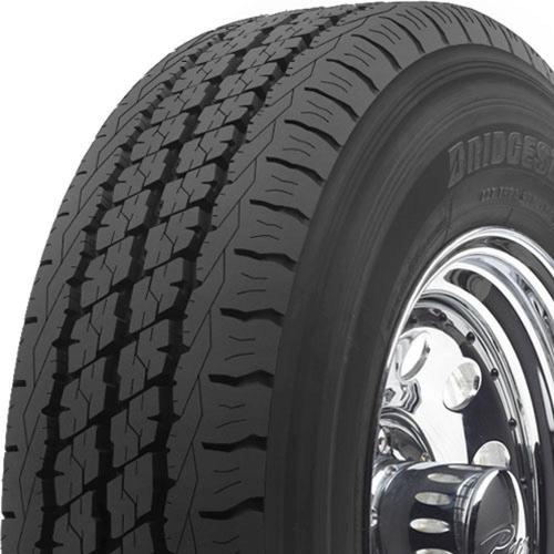 Bridgestone Duravis R500 HD tread and side