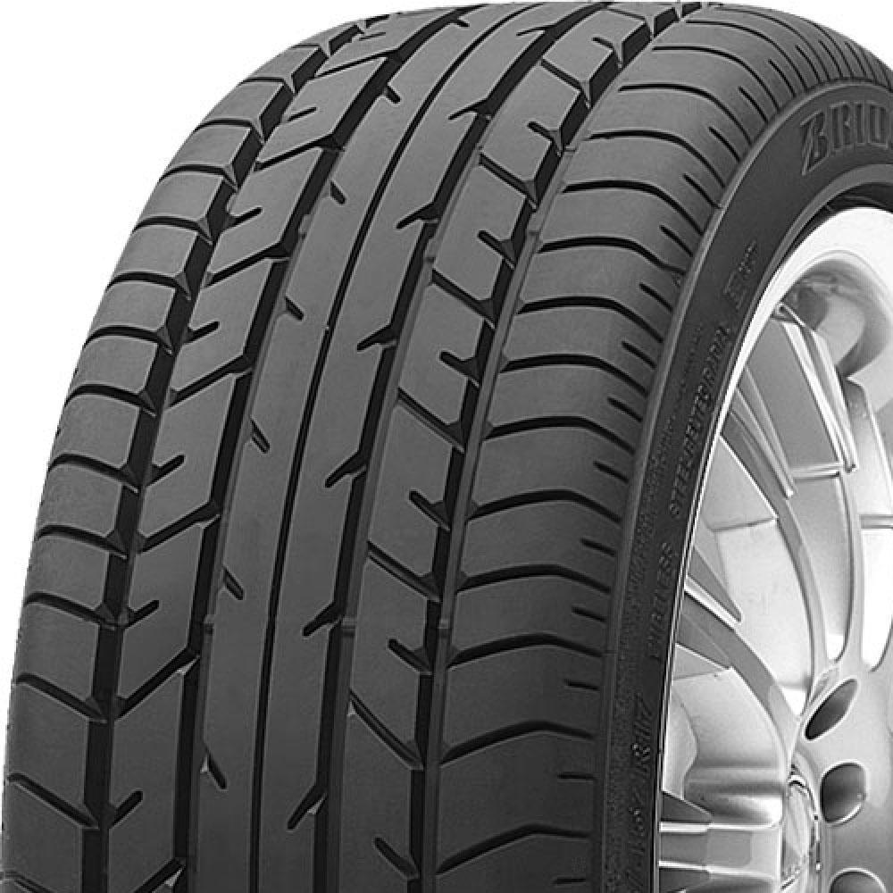Bridgestone Potenza RE040 tread and side