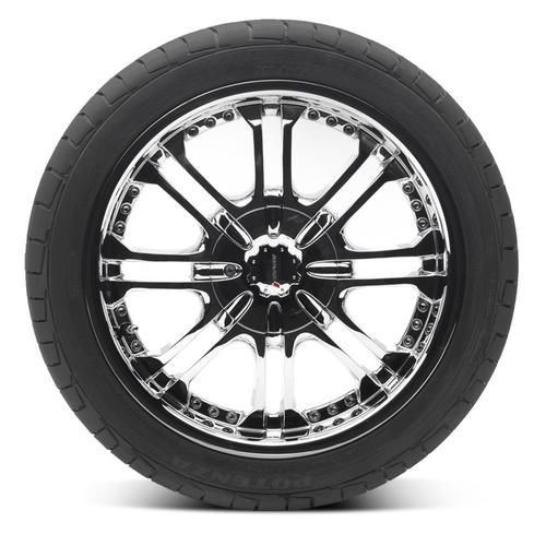 Bridgestone Potenza RE050 Ecopia tread and side