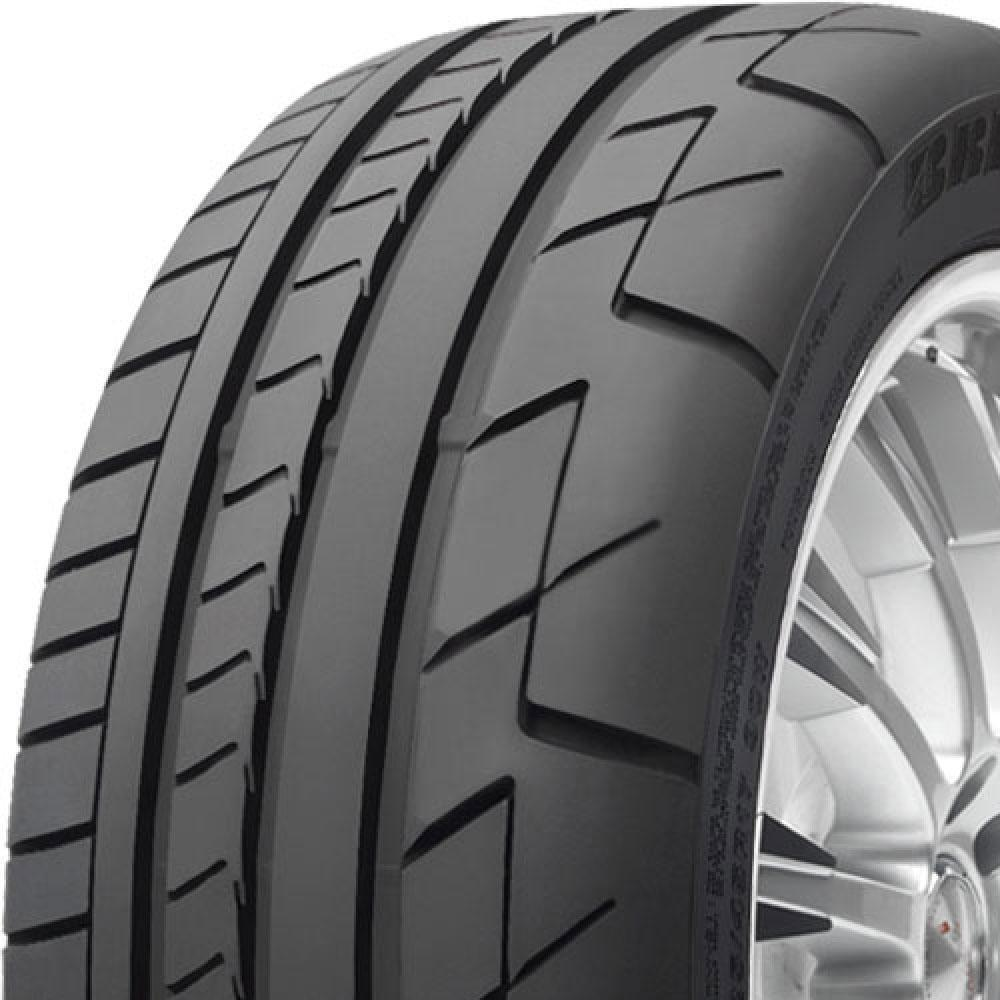 Bridgestone Potenza RE070R RFT tread and side